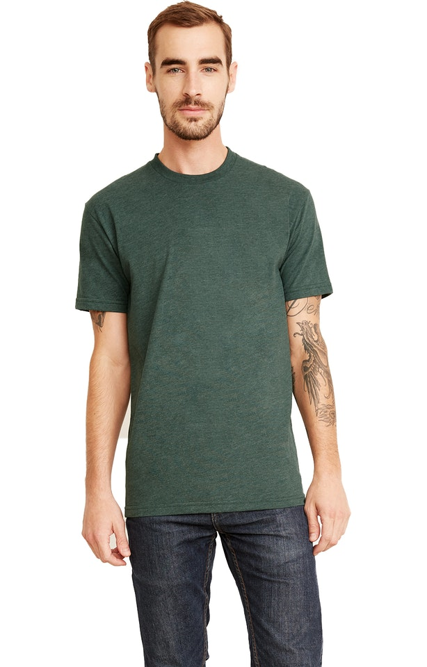 Next Level 6410 Hth Forest Green