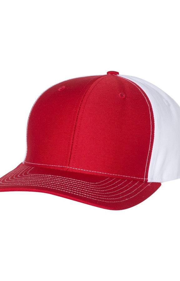 Richardson 312J1 Red/ White