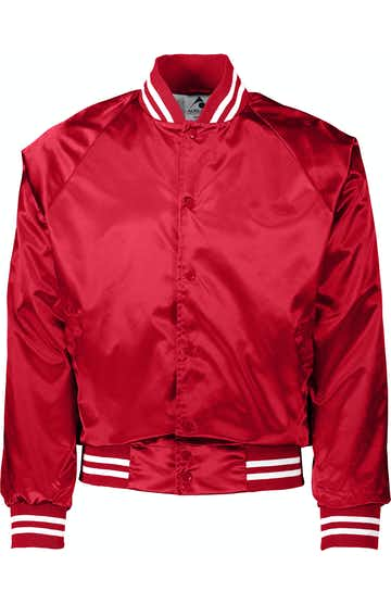 Augusta Sportswear 3610 Red/ White