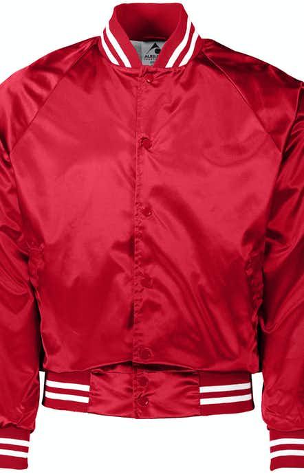 Augusta Sportswear 3610 Red/ White