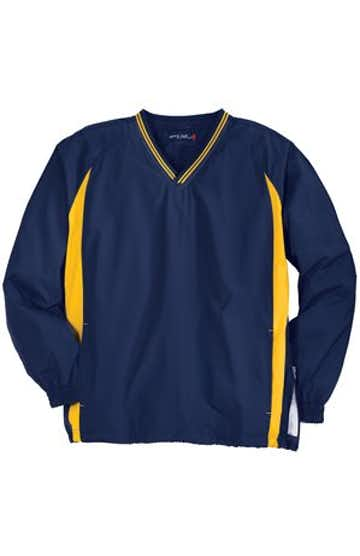 Sport-Tek TJST62 True Navy / Gold