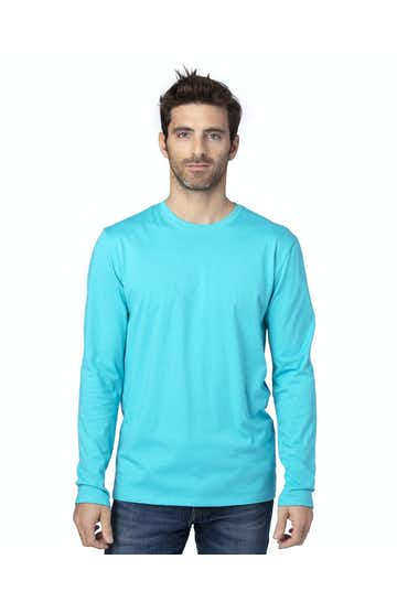 Threadfast Apparel 100LS Pacific Blue