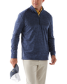 Jack Nicklaus JNM212 Peacoat Heather