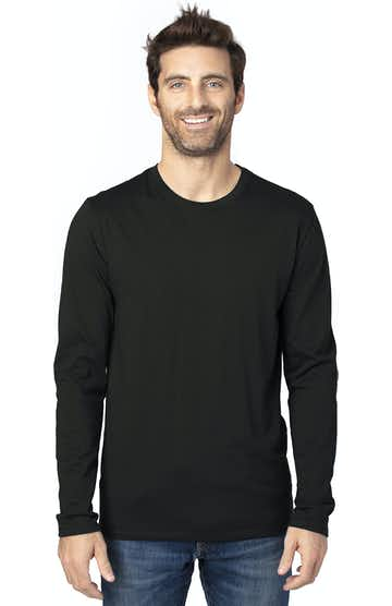 Threadfast Apparel 100LS Black