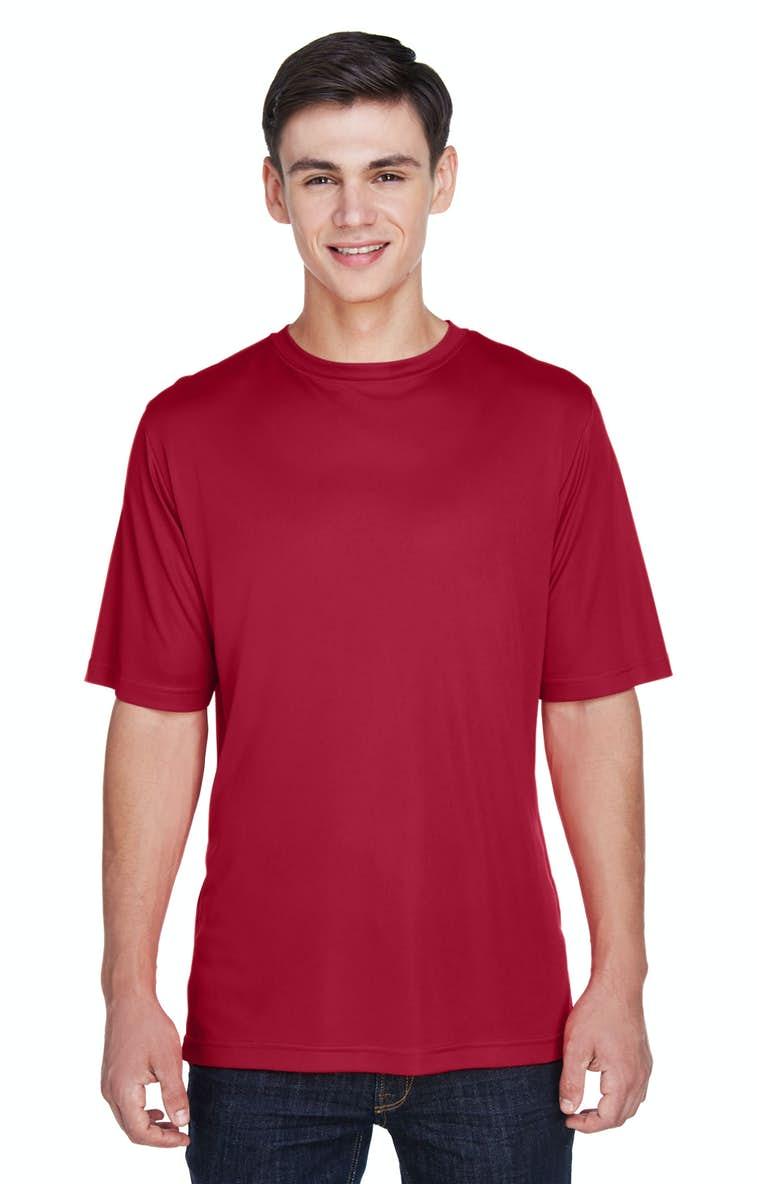 328dd68f Team 365 TT11 Men's Zone Performance T-Shirt - JiffyShirts.com