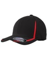 Sport-Tek STC16 Black / True Red