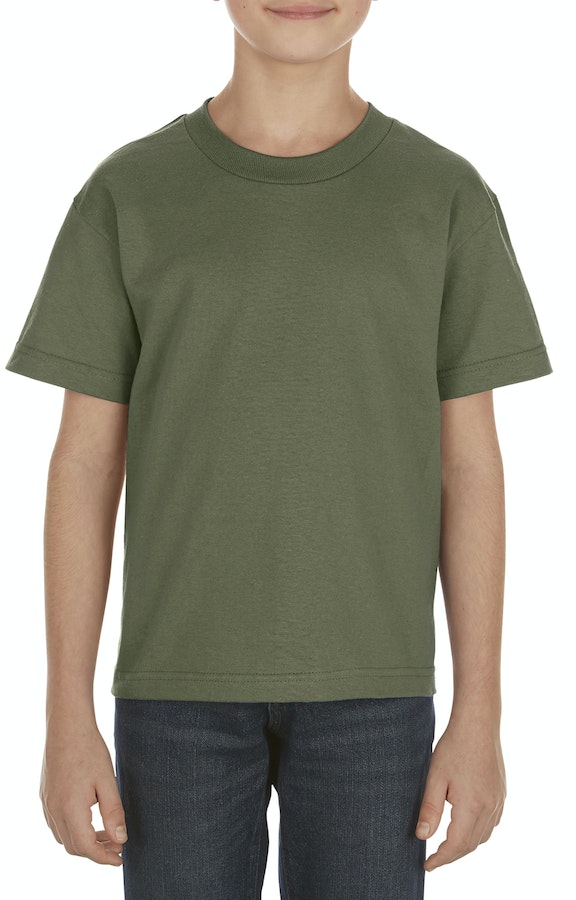 Alstyle AL3381 Military Green