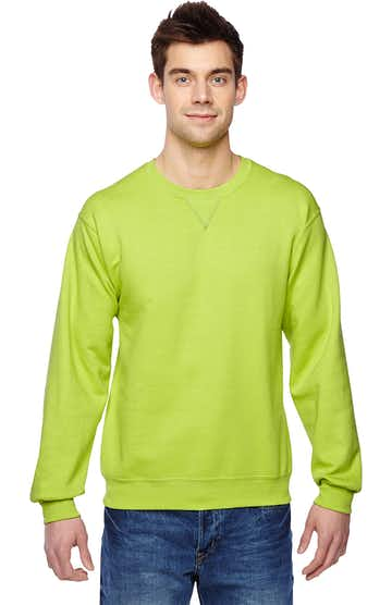 Fruit of the Loom SF72R Citrus Green
