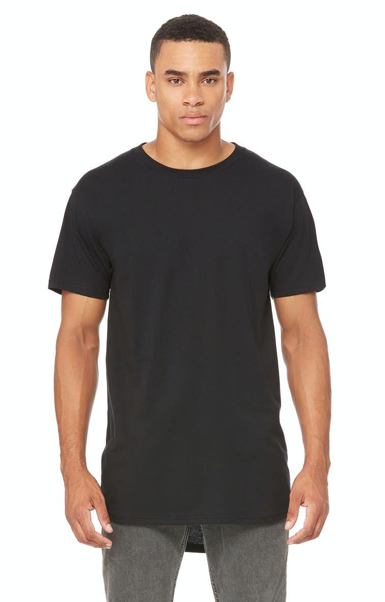 5005f15cc Bella+Canvas 3006 Men's Long Body Urban T-Shirt - JiffyShirts.com