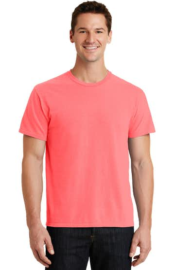 Port & Company PC099 Neon Coral
