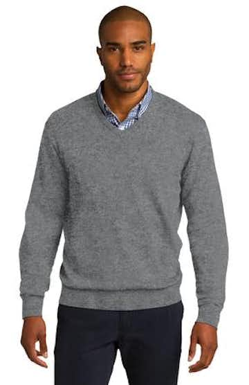Port Authority SW285 Med Heather Gray