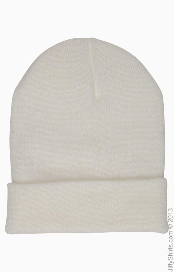Yupoong 1501 White