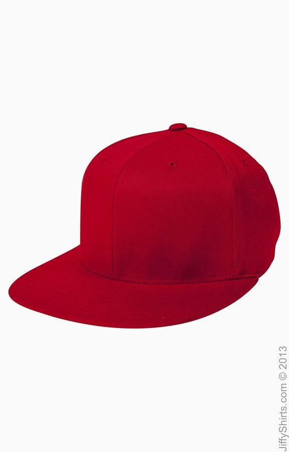 Flexfit 6297F Red