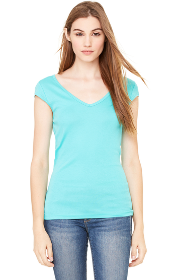 Bella + Canvas B8705 Teal
