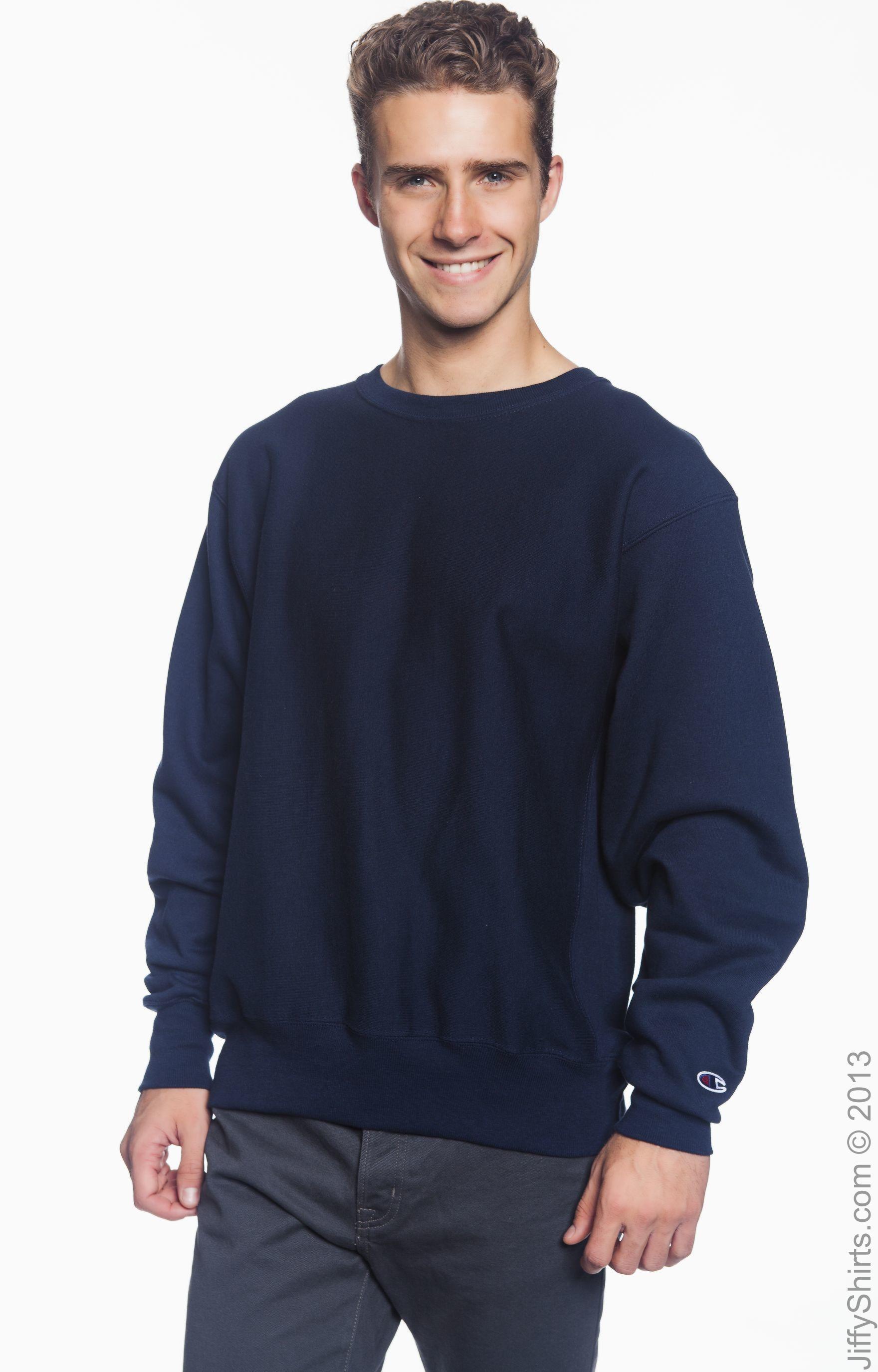 Champion Adult Reverse Weave Crew Neck Sweatshirt Crew S-XL 2XL 3XL 12oz S149