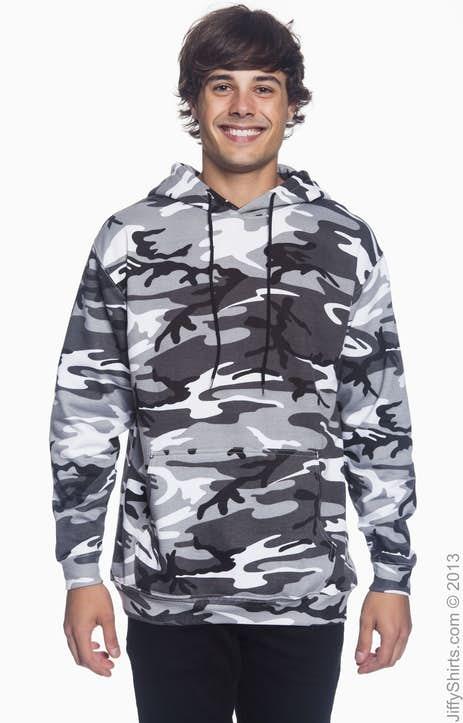 6b675b2d5 Code Five 3989 Men's REALTREE® Camo Zip Fleece Hoodie - JiffyShirts.com