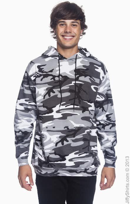 ce1445bd Code Five 3989 Men's REALTREE® Camo Zip Fleece Hoodie - JiffyShirts.com