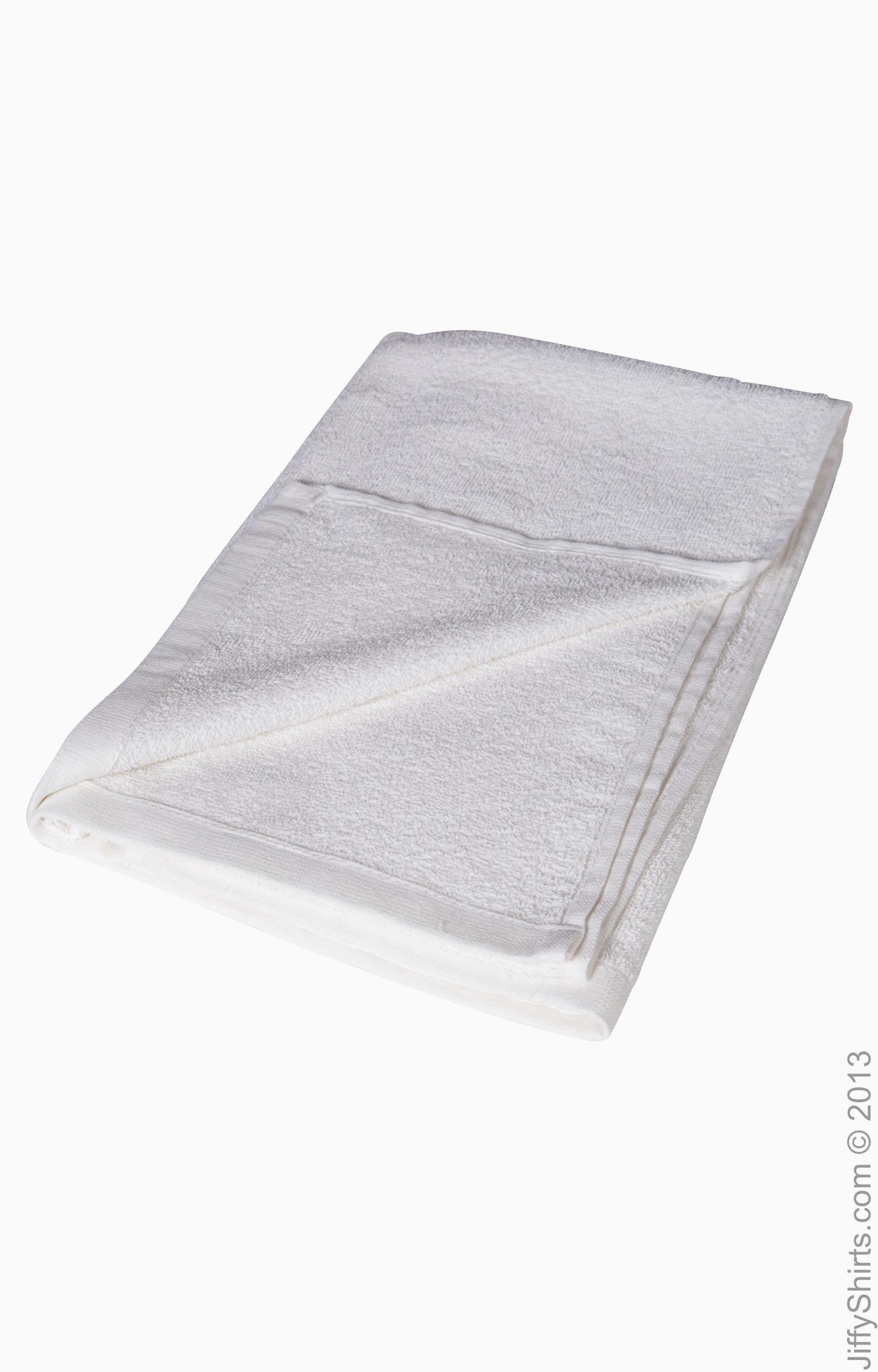 Carmel Towel Company C2858 White