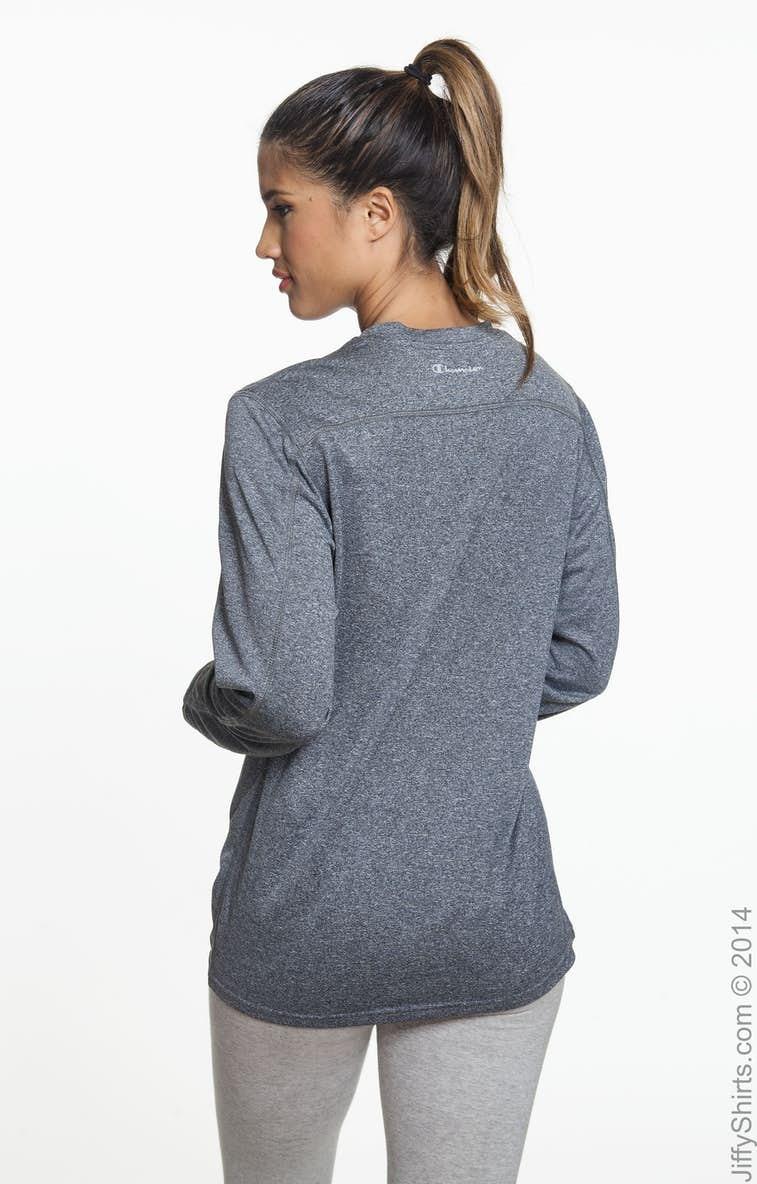 d00c9170 Champion CV26 Vapor® 4 oz. Long-Sleeve T-Shirt - JiffyShirts.com