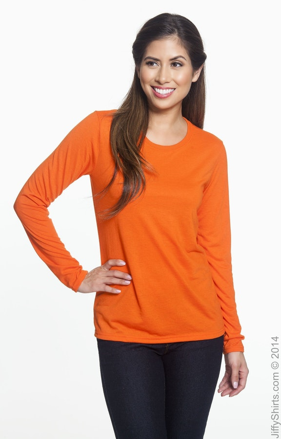 Gildan G424L Orange