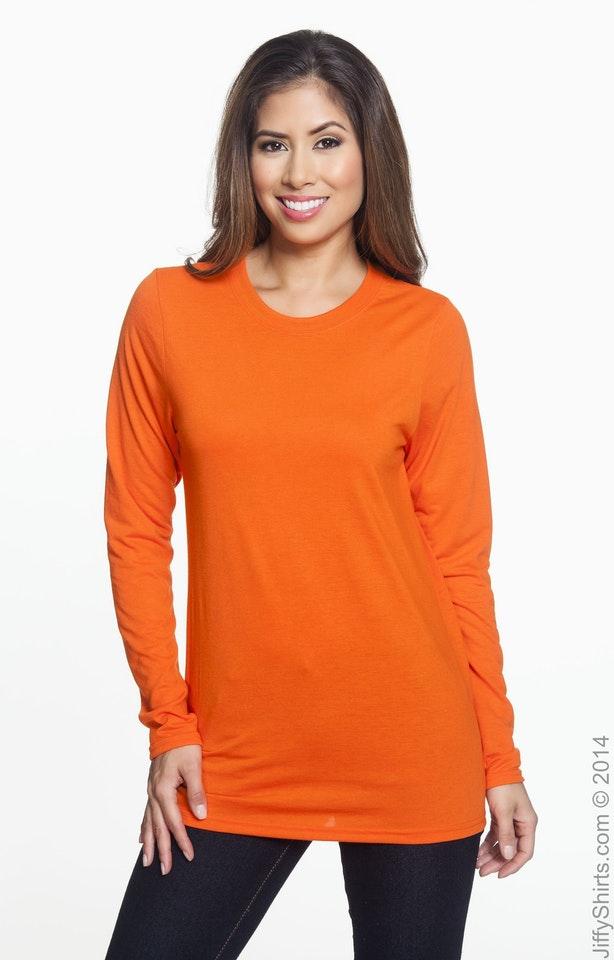 Gildan G424 Orange