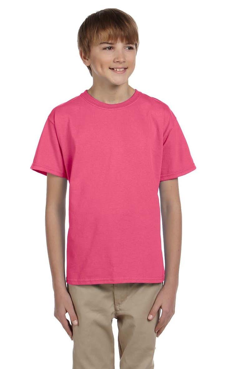 3fdab3a7 Gildan G200B Youth Ultra Cotton® 6 oz. T-Shirt - JiffyShirts.com