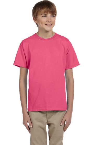 Gildan G200B High Viz Safety Pink