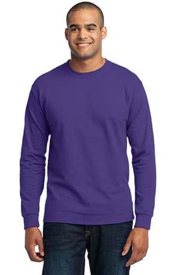 Port & Company PC55LS Purple