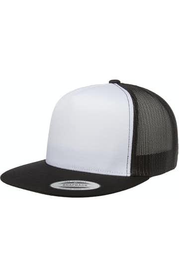 Yupoong 6006W White/Black