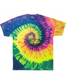 Tie-Dye CD100 Neon Rainbow