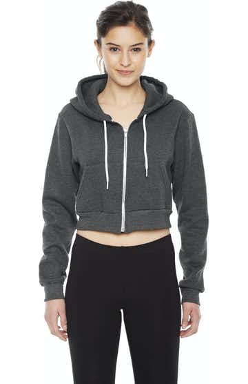 American Apparel F397W Dk Heather Grey