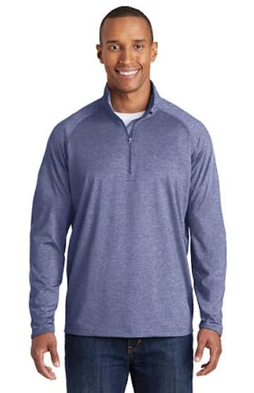 Sport-Tek TST850 True Navy Heather