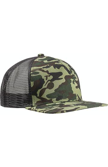 Big Accessories BX025 Forest Camo/Black