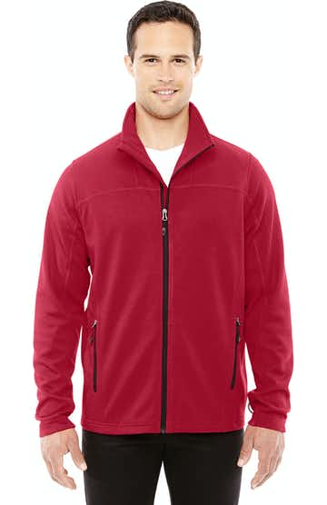 Ash City - North End 88229 Classic Red/Black