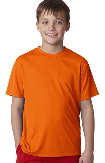 Hanes 482Y Safety Orange