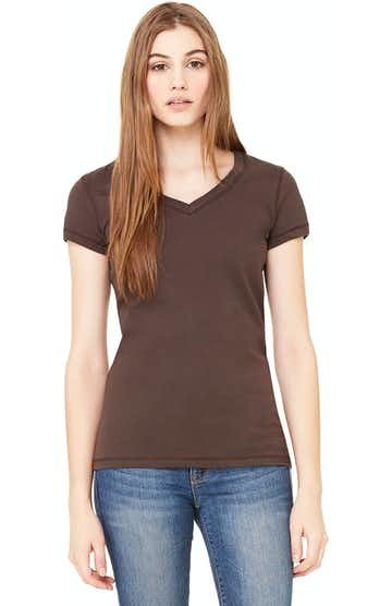 Bella + Canvas B6005 Brown