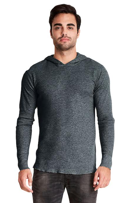 Next Level 8221 Heather Charcoal
