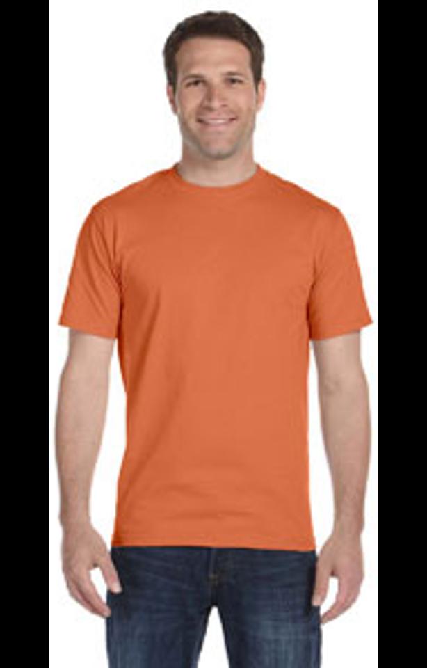 Gildan G800 Texas Orange