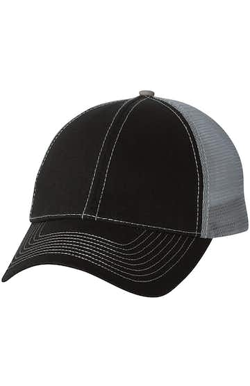 Mega Cap 7641J1 Black / Gray