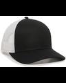 Outdoor Cap OC770 Black / White