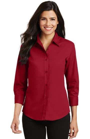 Port Authority L612 Red
