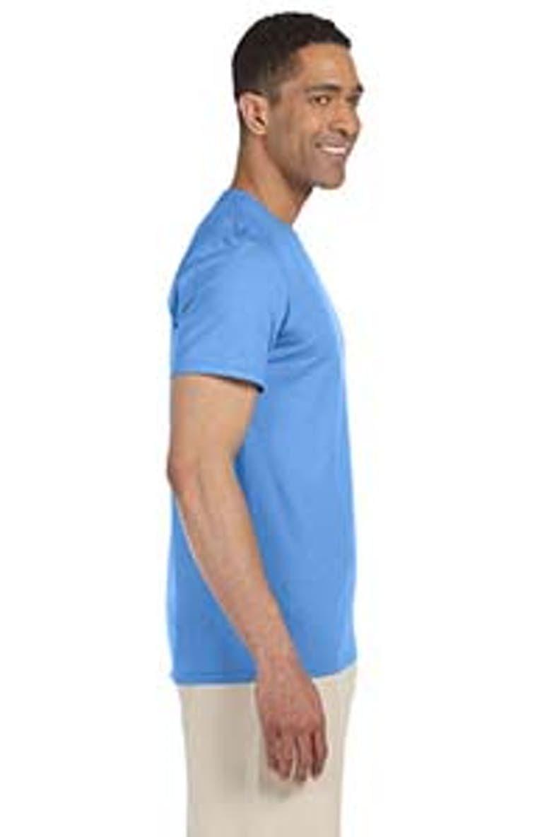 7e065548 Gildan G640 Adult Softstyle® 4.5 oz. T-Shirt - JiffyShirts.com