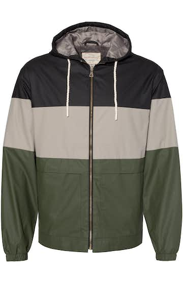 Weatherproof 20601 Black / Khaki / Bronze Green
