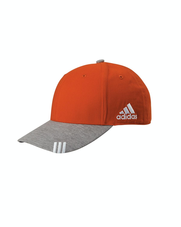 A625 - Collegiate Orange/Grey Heather