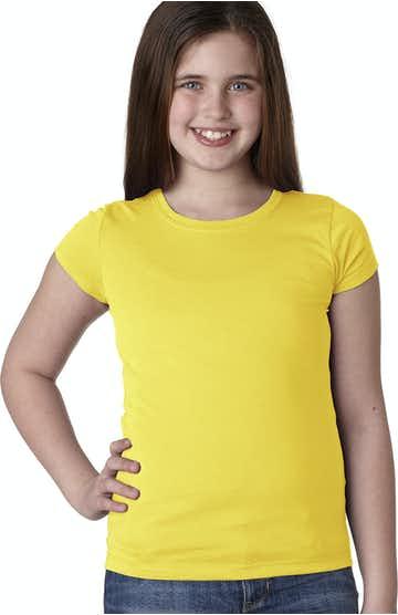Next Level N3710 Vibrant Yellow