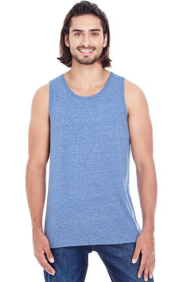 Threadfast Apparel 102C Navy Triblend