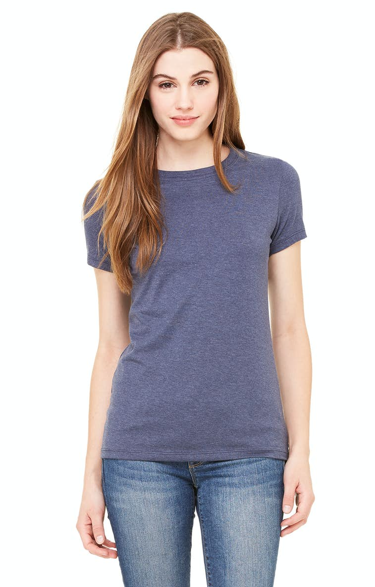 6055c78ec Bella+Canvas 6004 Ladies' The Favorite T-Shirt - JiffyShirts.com