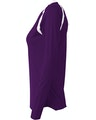 A4 W020AR Purple / White