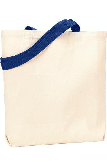 Liberty Bags 9868 Natural/Navy