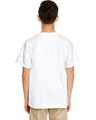 Gildan G645B White